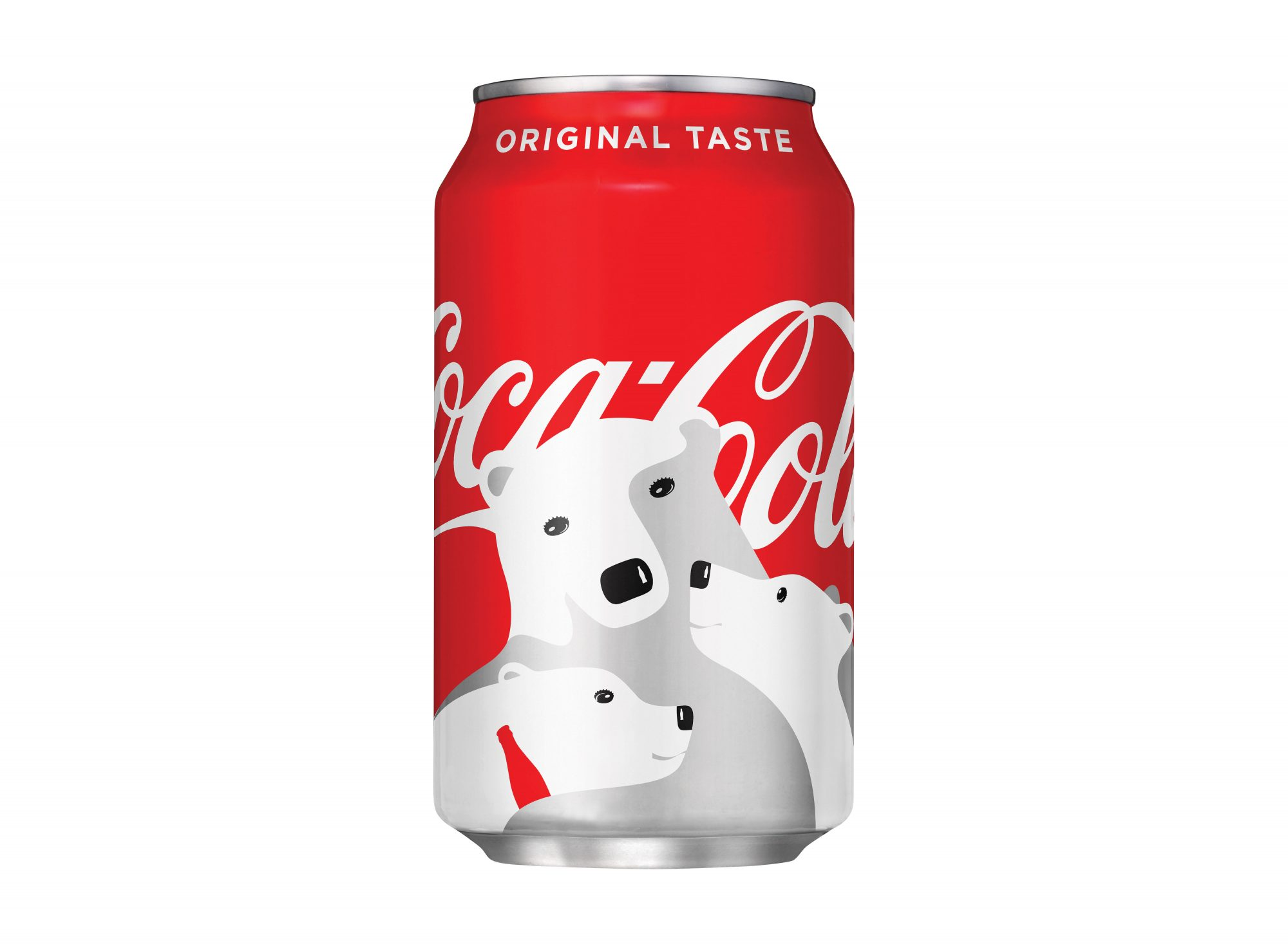 Holiday Coke Can