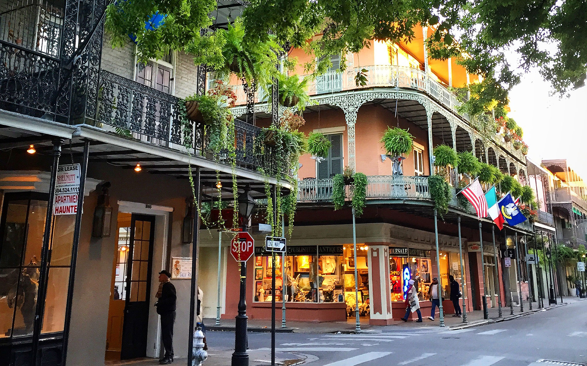 America's best cities for winter travel: New Orleans