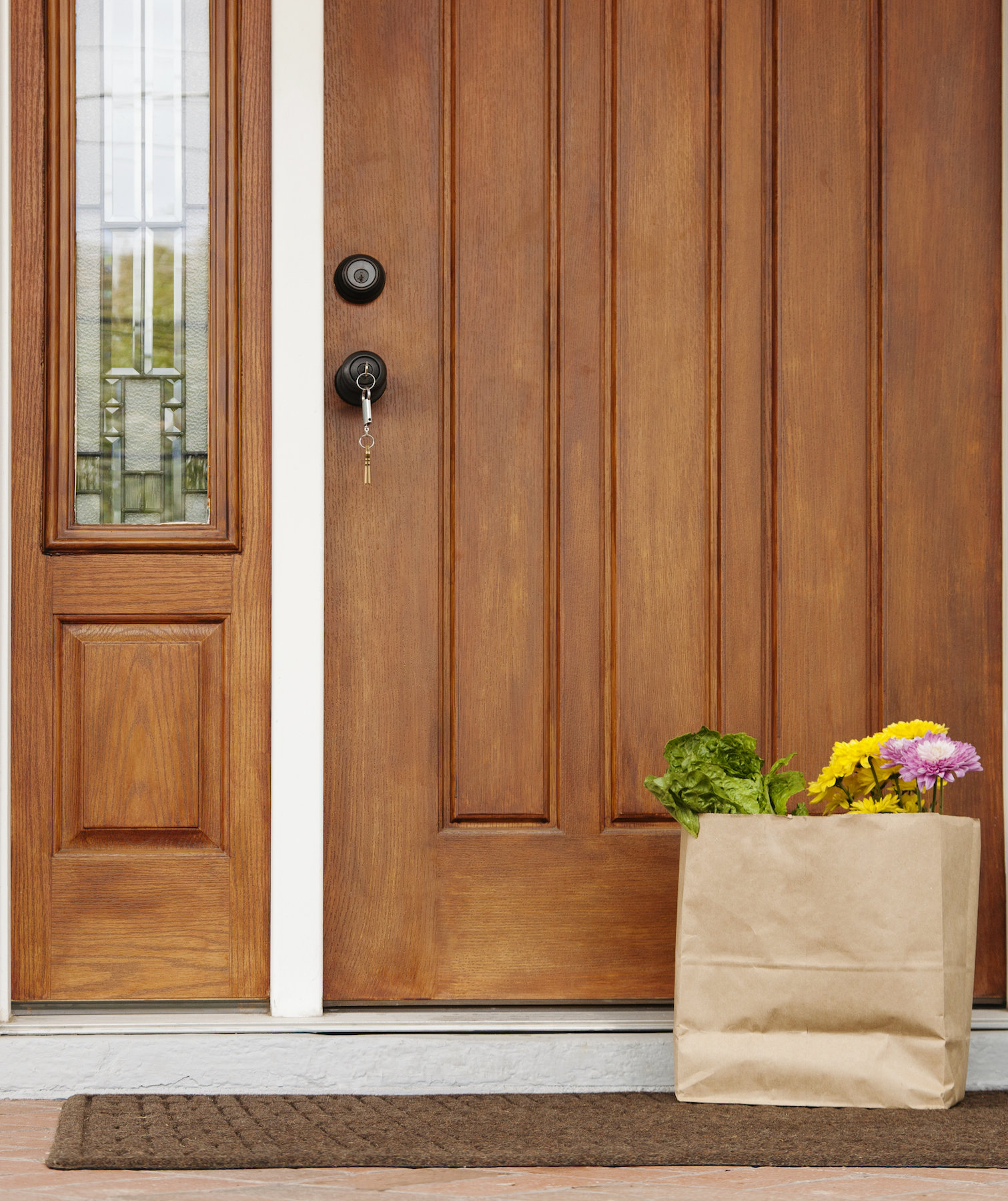 The New Pantone Color Of The Year Looks Amazing On Front Doors