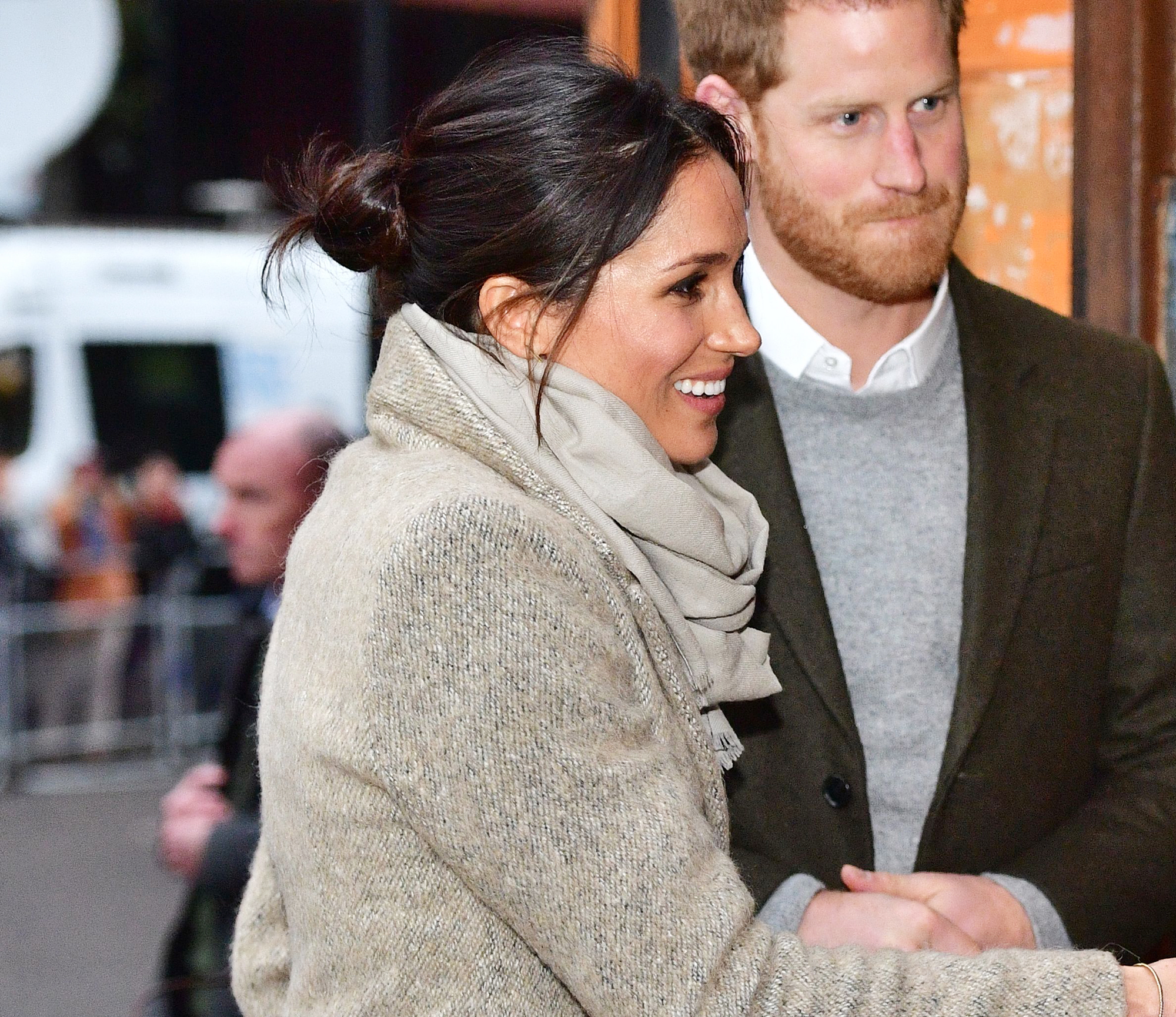 Thanks to Meghan Markle, Your Go-To Gym Hairstyle Is Royal-Approved