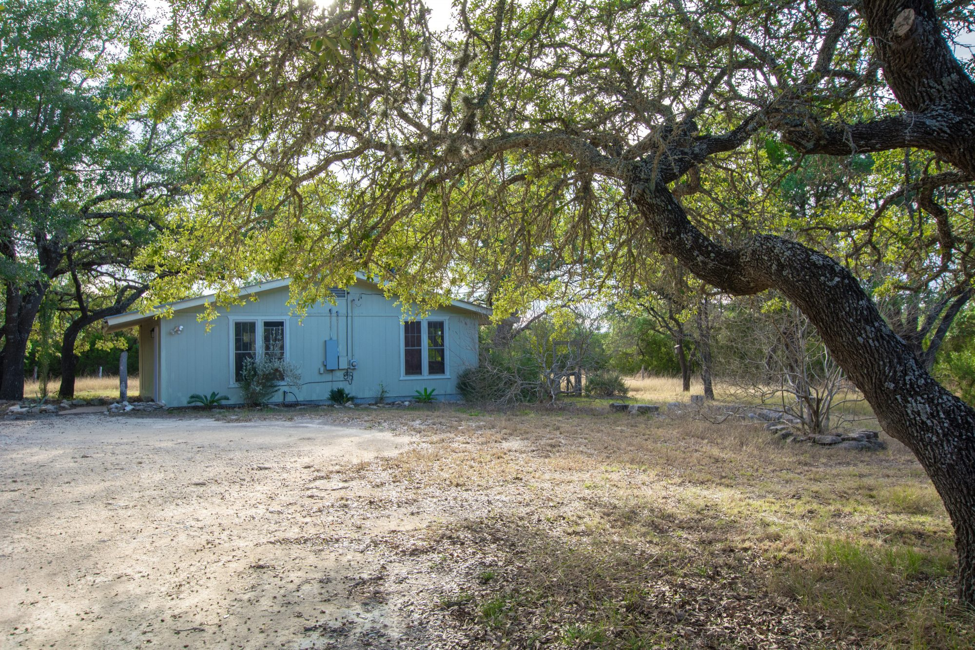 A Second Original Ranch Home on the Property