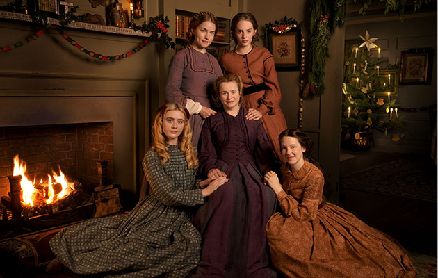 Little Women is 'very charming and funny,' says star Emily Watson