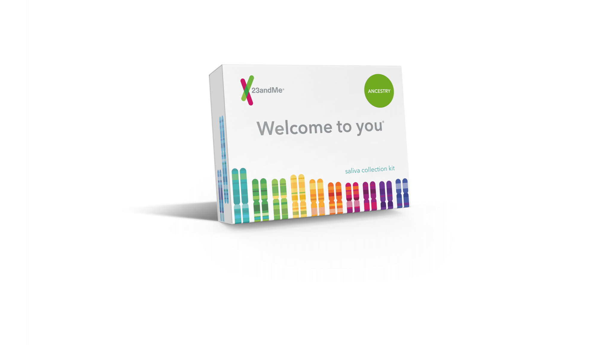 23andMe DNA Test Ancestry Personal Genetic Service