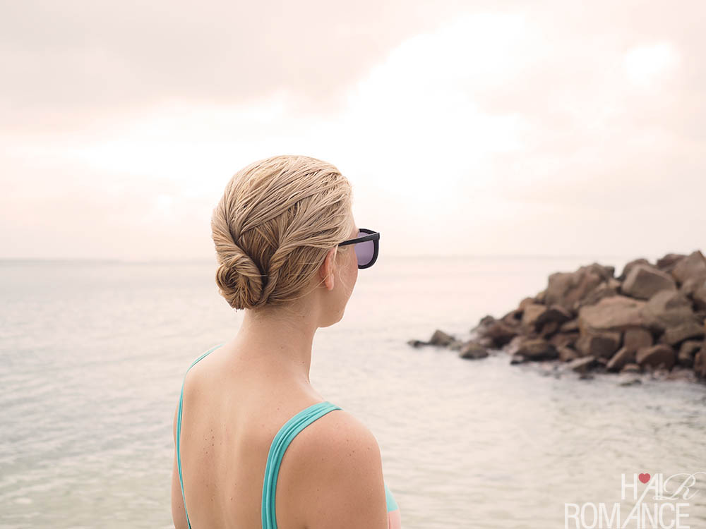 Beach Twist Bun