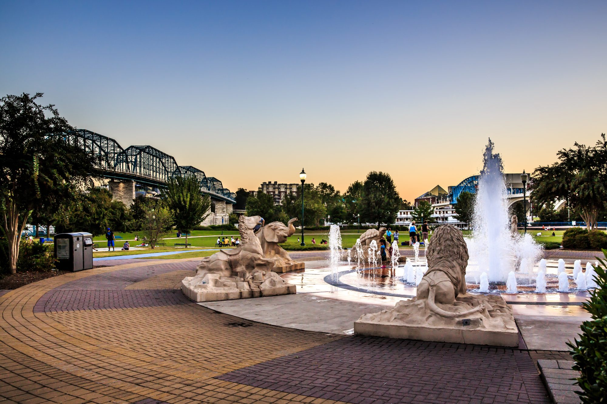 This is the Southern City You Should Visit This Spring