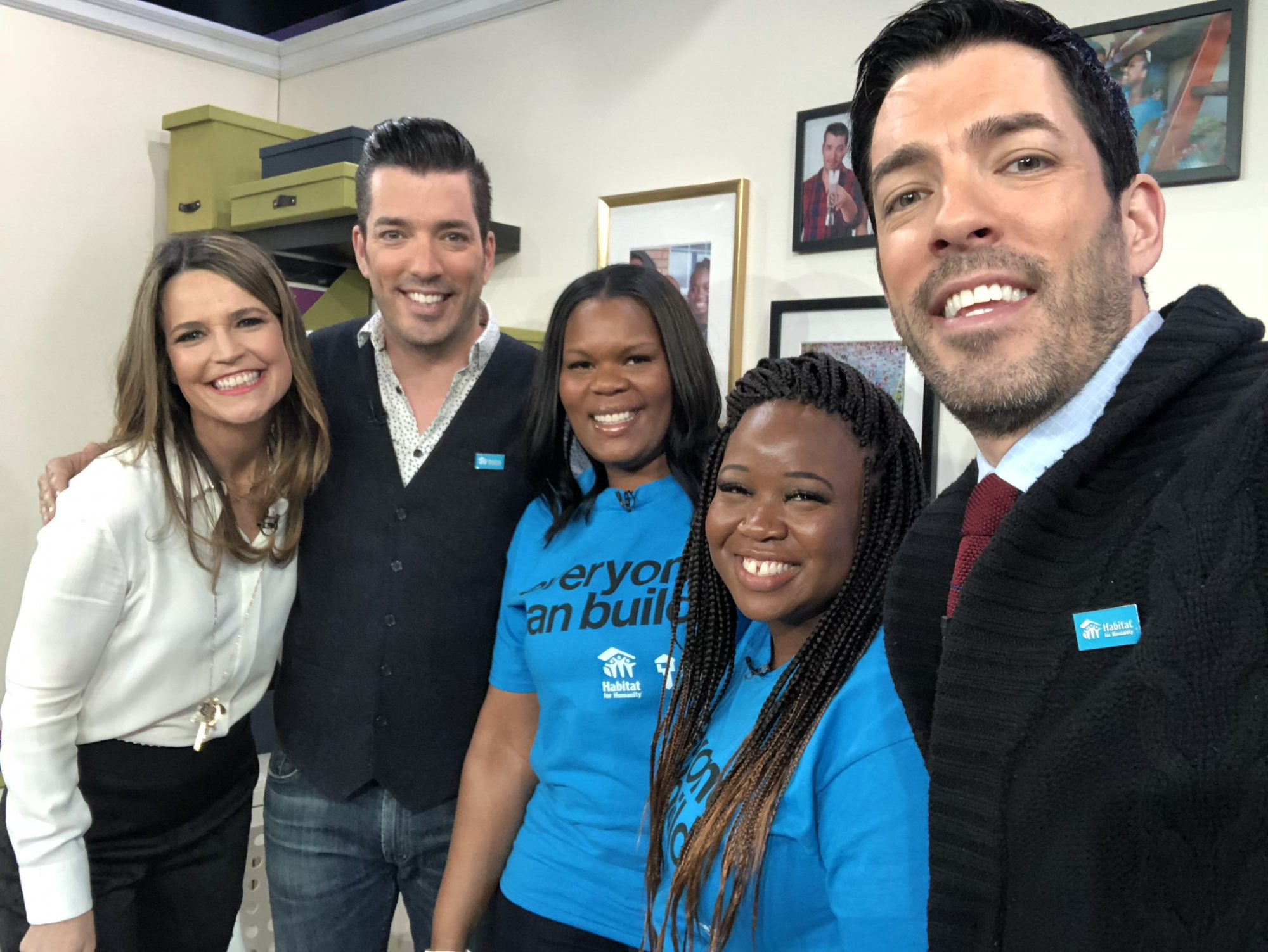 Property Brothers Today Show