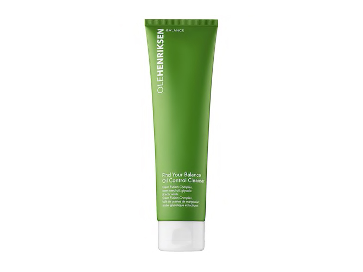 RX_1907 Face Washes for Acne_Olehenrikson Find Your Balance Oil Control Cleanser