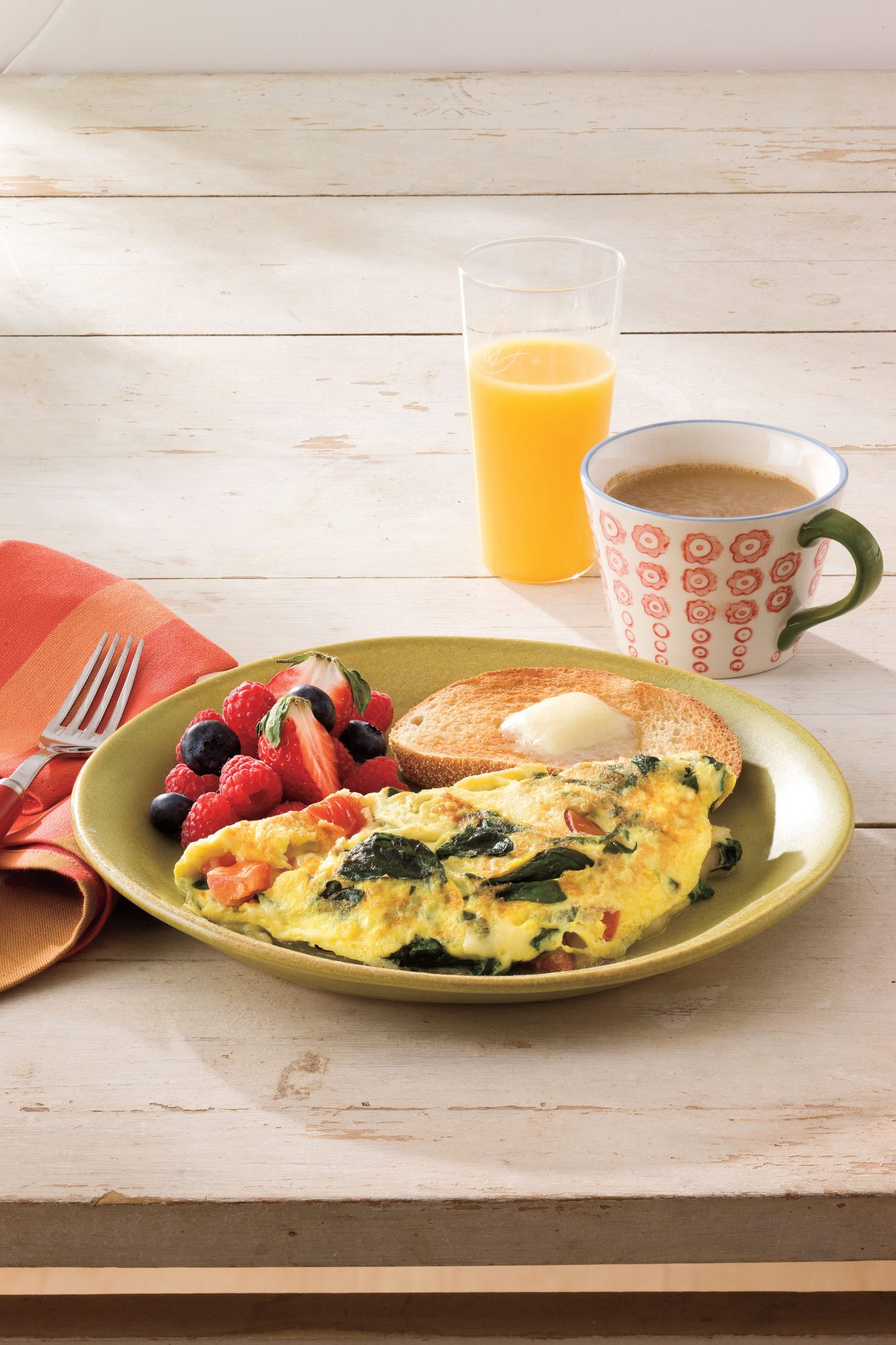 The Secret To Making The Perfect Omelet? Think Beyond the Ingredients