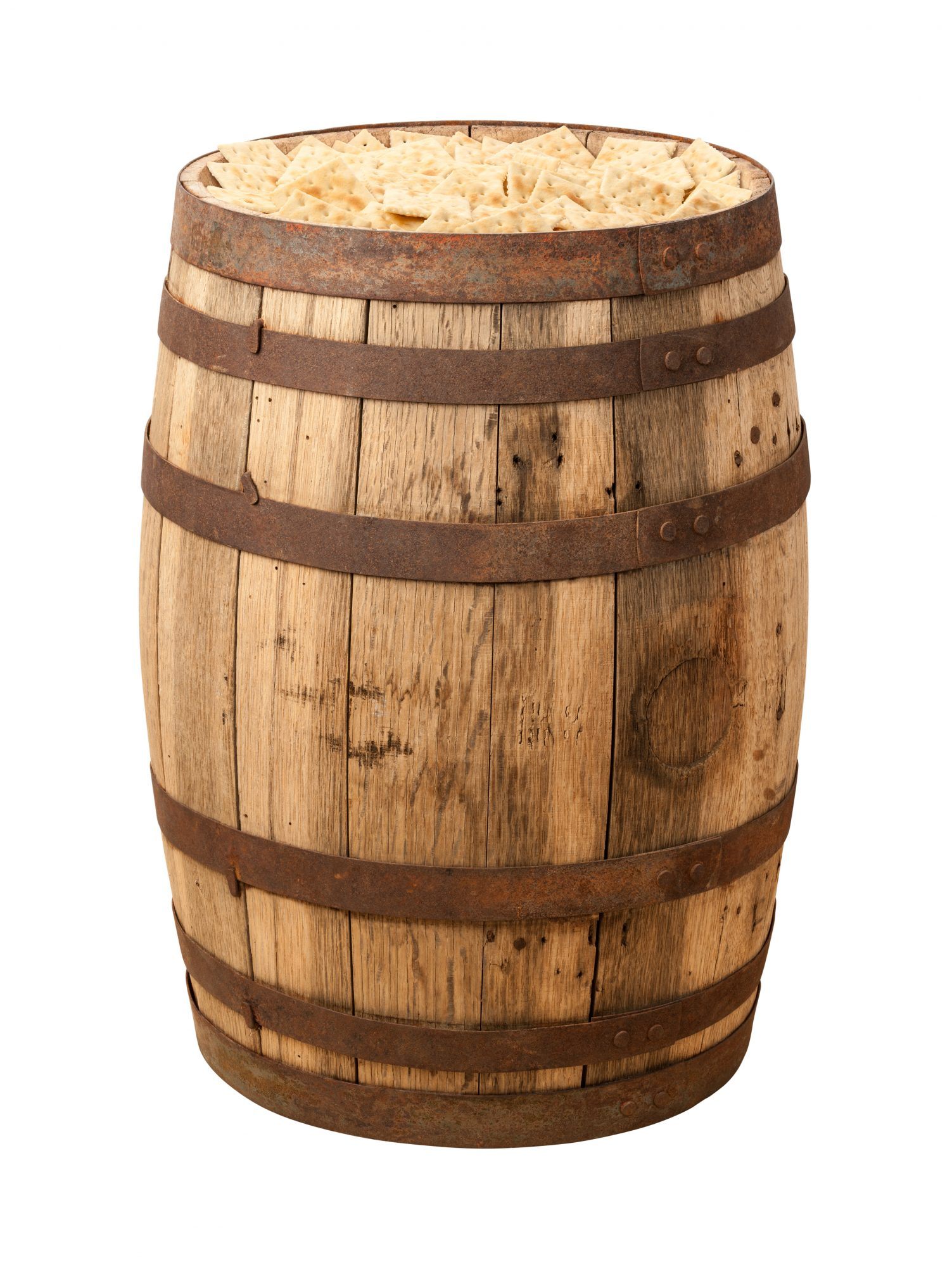 Barrel of Crackers