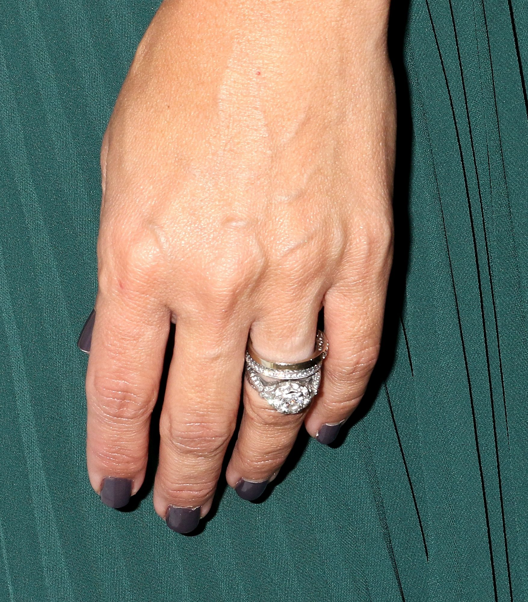 Joanna Gaines Engagement Ring