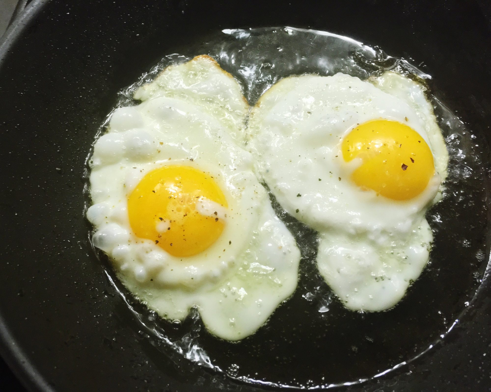 Never Make This Mistake When Frying an Egg