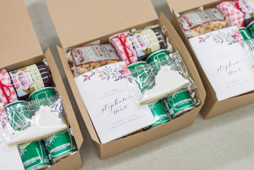 Wedding Welcome Gift: 8 Treats Wedding Guests Will Only Find In A Southern