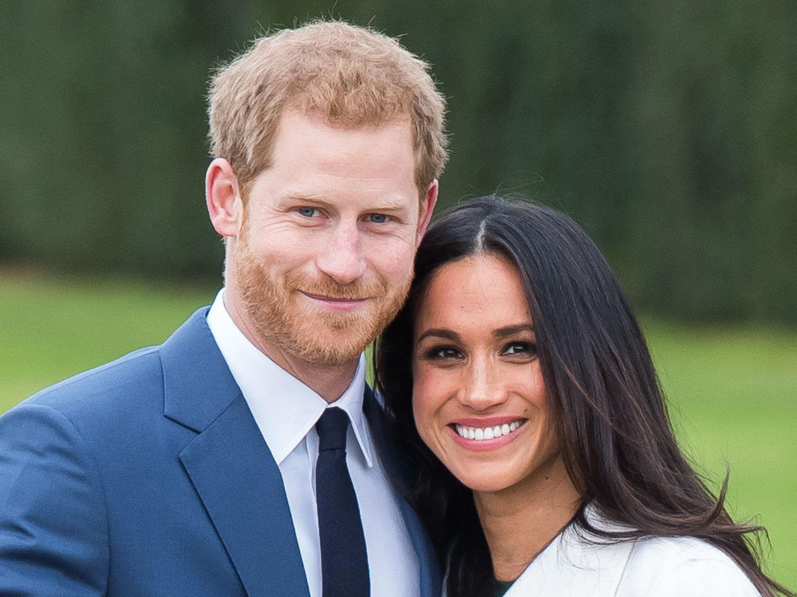 Prince Harry and Meghan Markle Share Their Official Engagement Photos — and They're Stunning!