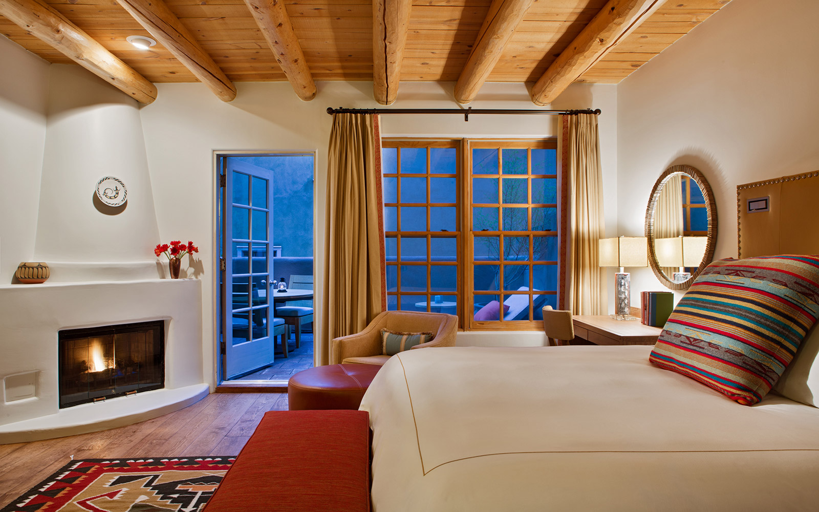 Rosewood Inn of the Anasazi in New Mexico