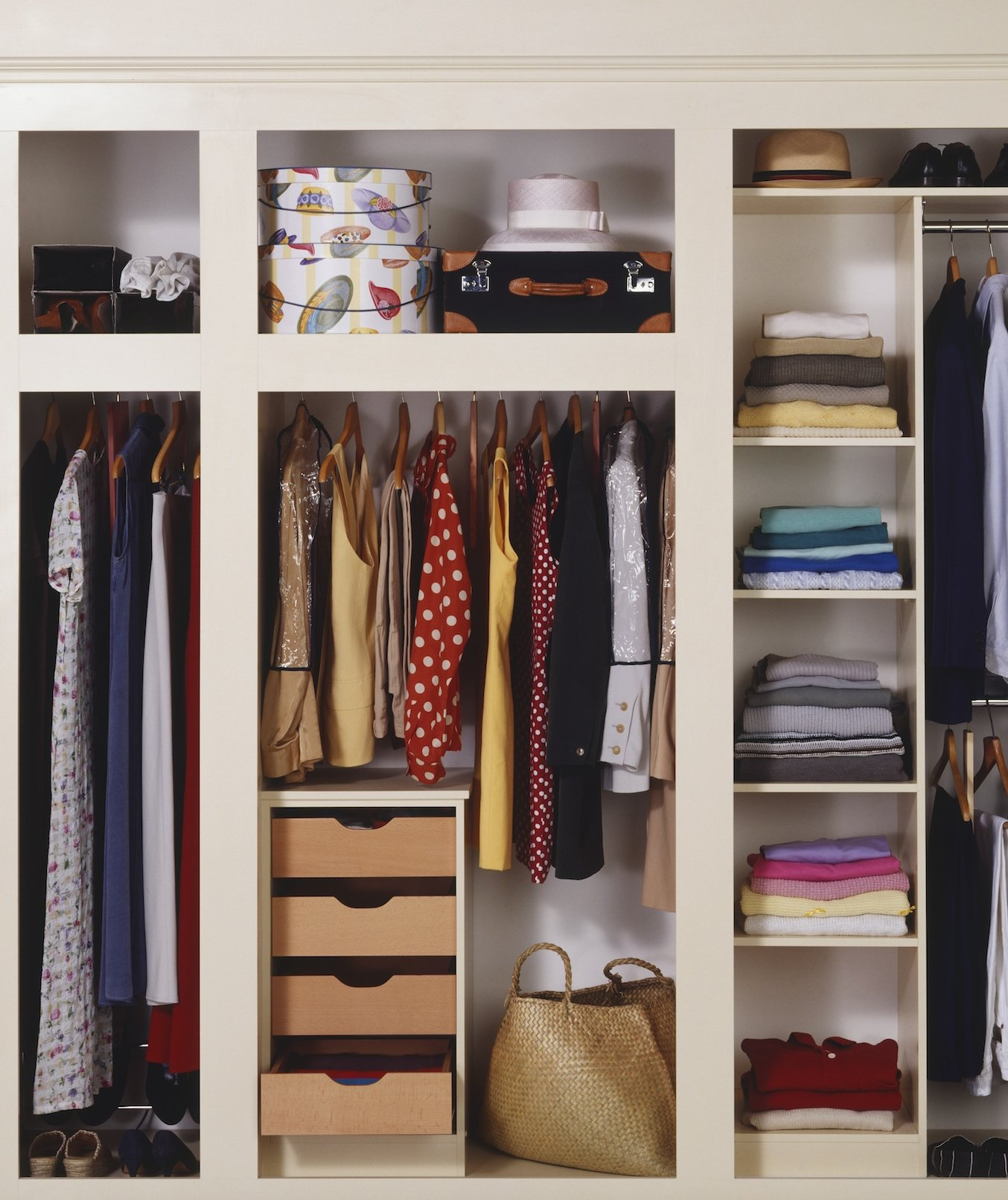 Easy Organizing Ideas to Steal From 5 Inspiring Closet Makeovers