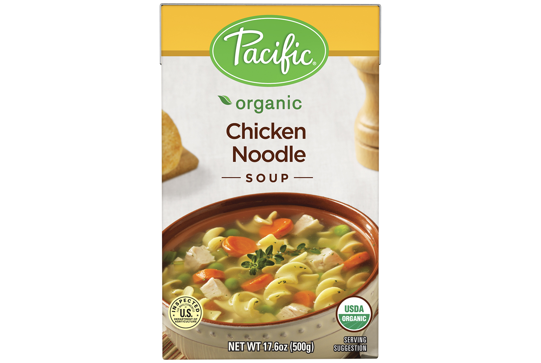 Pacific Foods Organic Chicken Noodle Soup