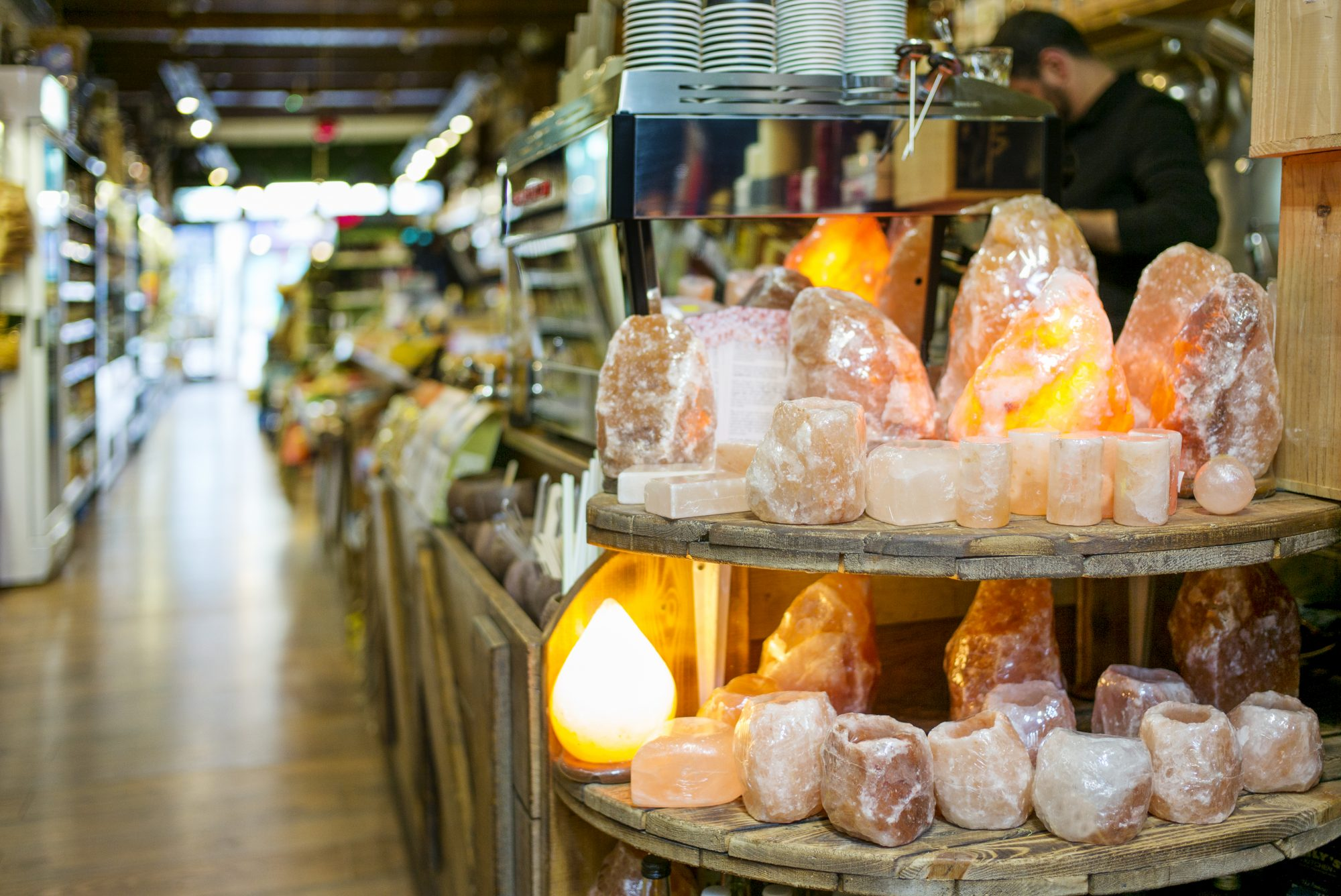 Salt Crystal Lamps, Natures Beautiful Air Ionizers for your Home and Office.