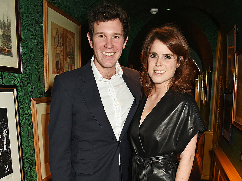 6 Things to Know About Princess Eugenie's Fiancé Jack Brooksbank