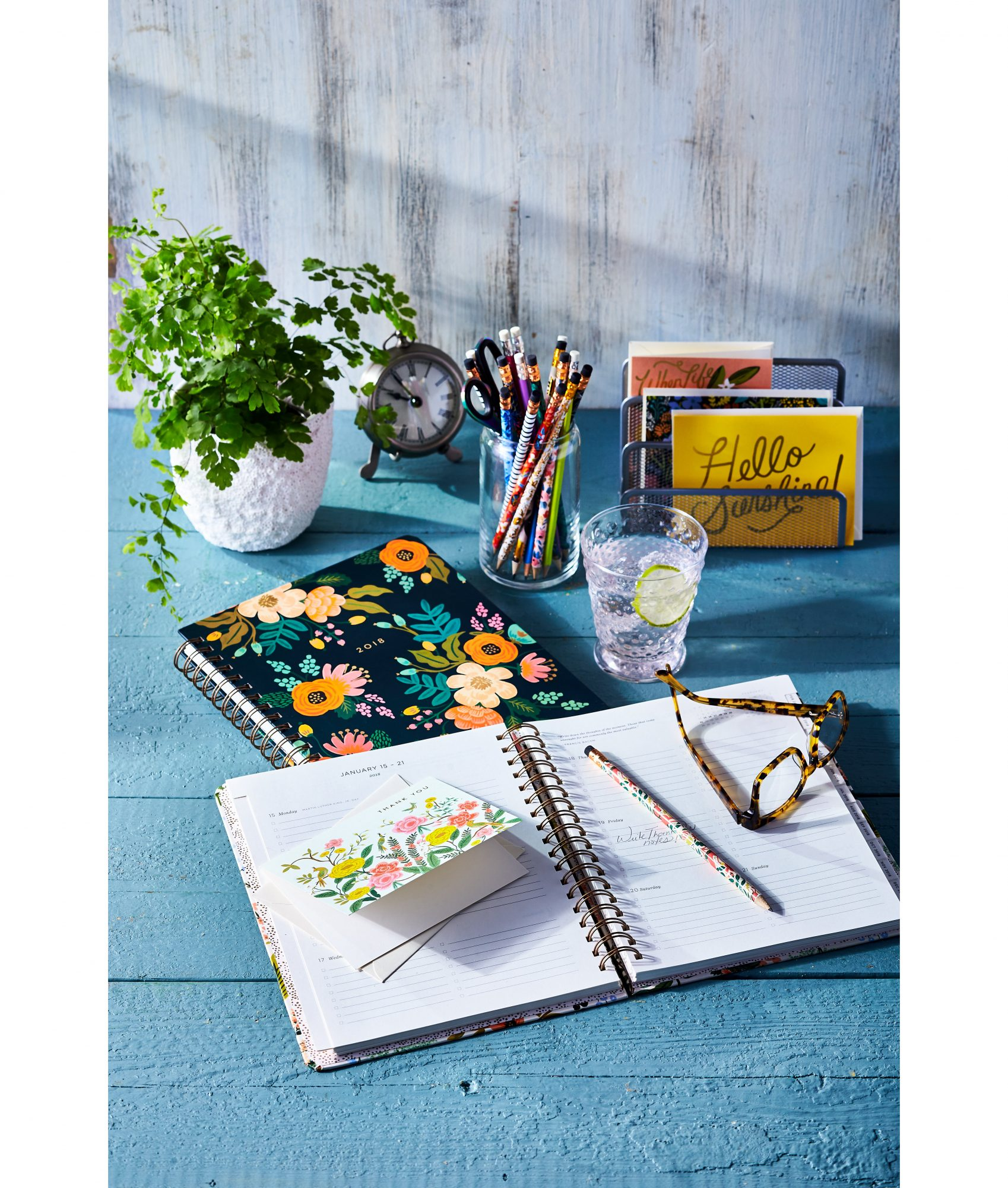 Rifle Paper Co 17-Month Planner