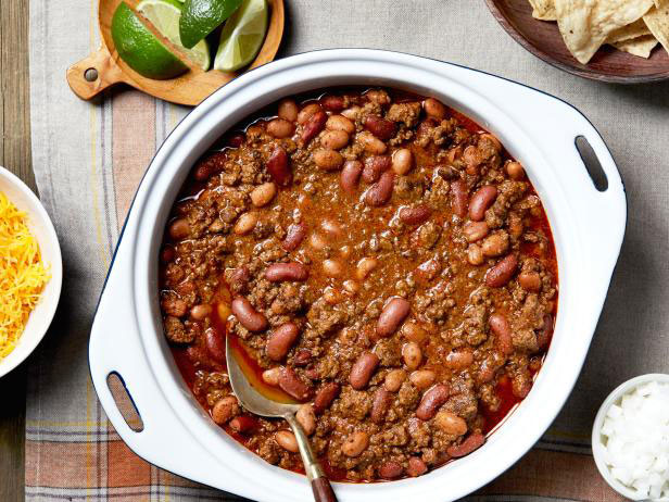 Pioneer woman recipes that will save dinnertime southern living simple perfect chili 5 of 26 food network forumfinder Choice Image
