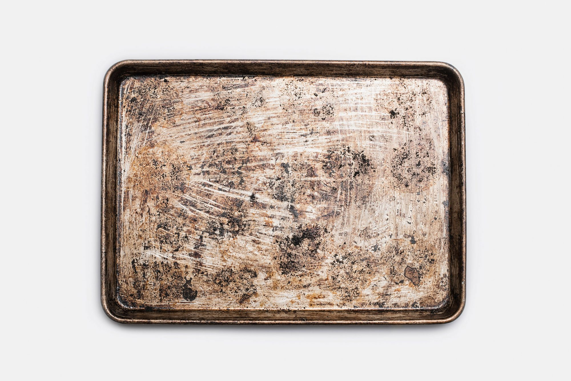 Here's How To Make a Gross Cookie Sheet Look Brand New