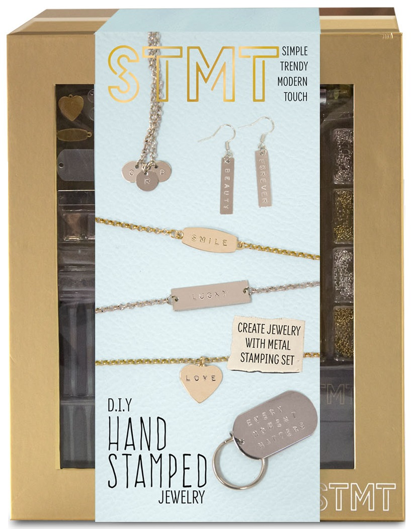 STMT Hand Stamped Jewelry