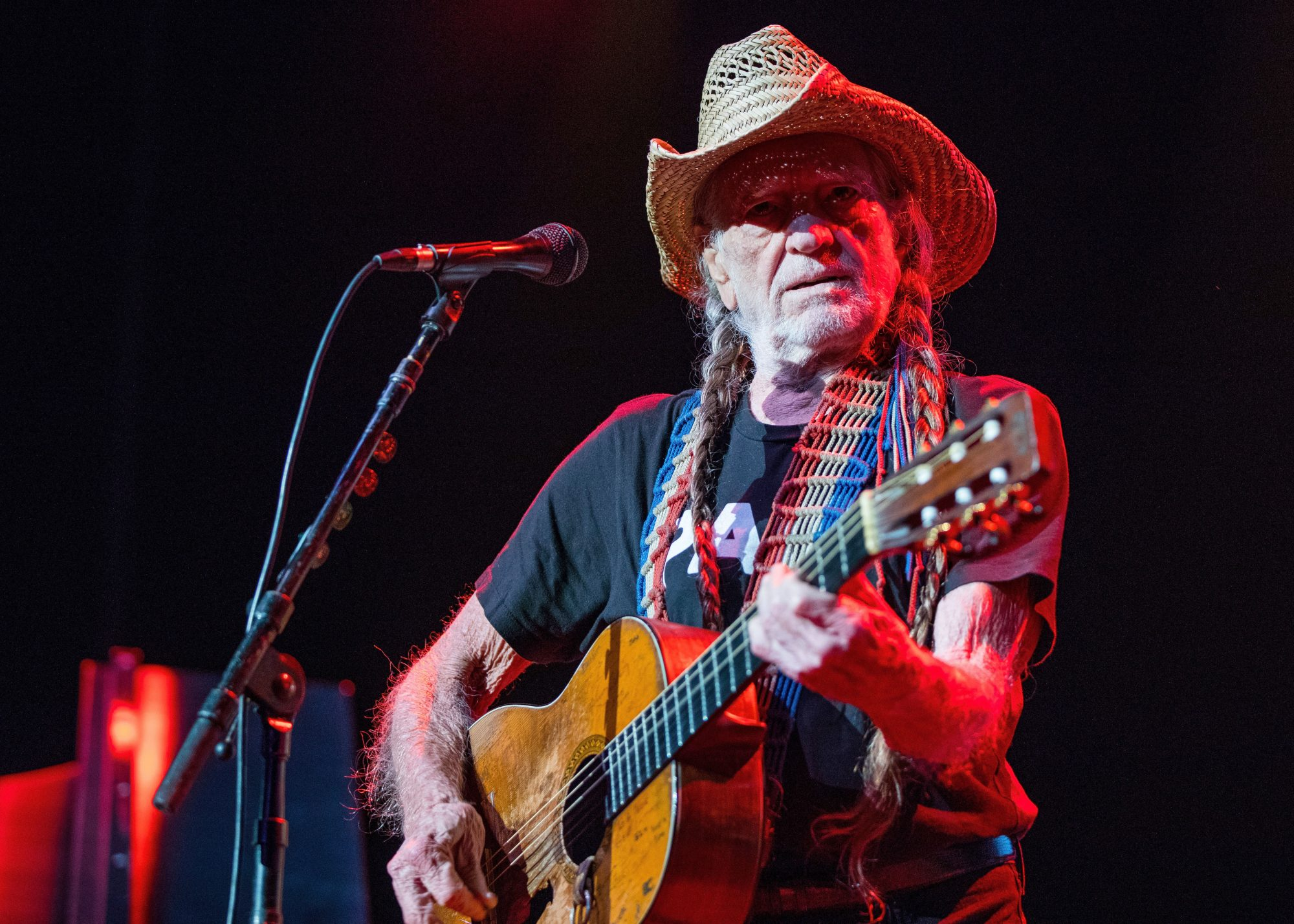 Willie Nelson Cancels Upcoming Shows After Suffering Breathing Problems