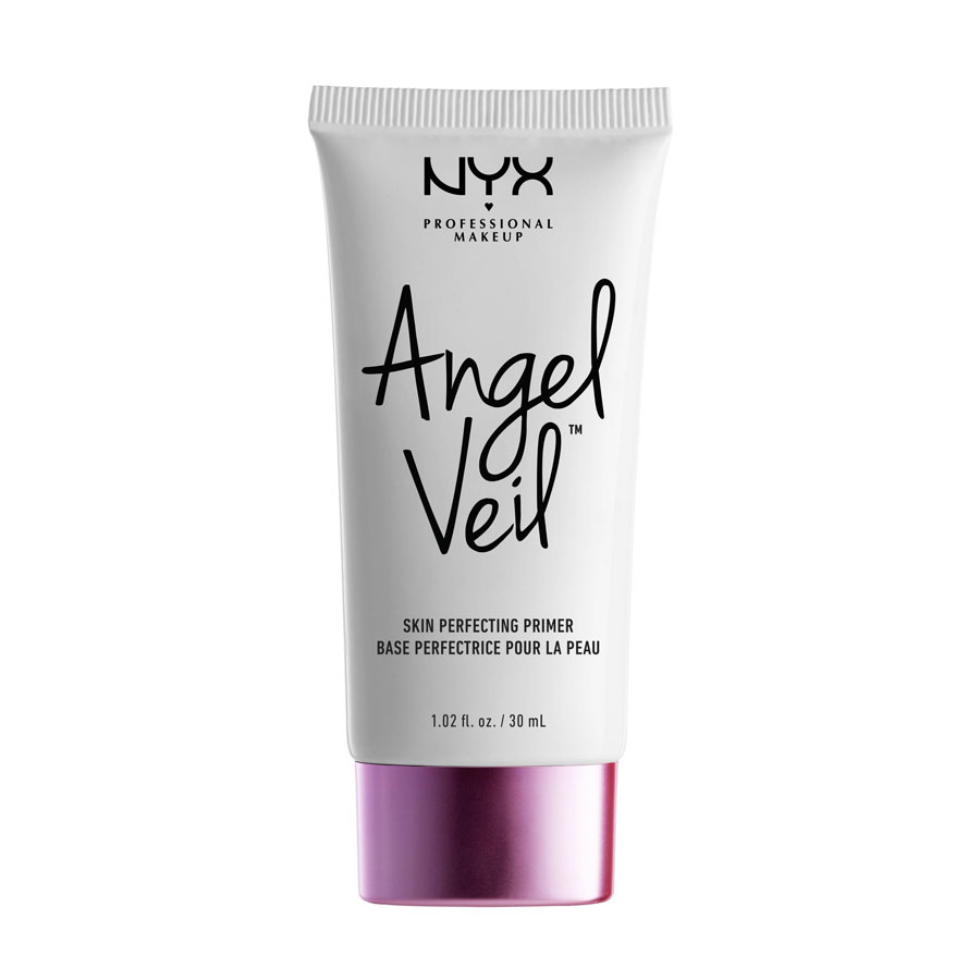 Best Drugstore Primer for Combination Skin: NYX Professional Makeup Angel Veil Oil-Free Skin Perfecting Primer