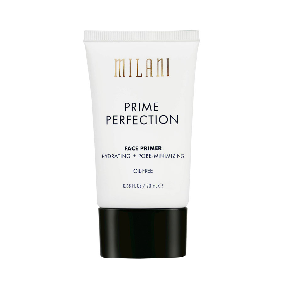 Best Drugstore Primer for Dry Skin: Milani Prime Perfection Hydrating & Pore-Minimizing Face Primer