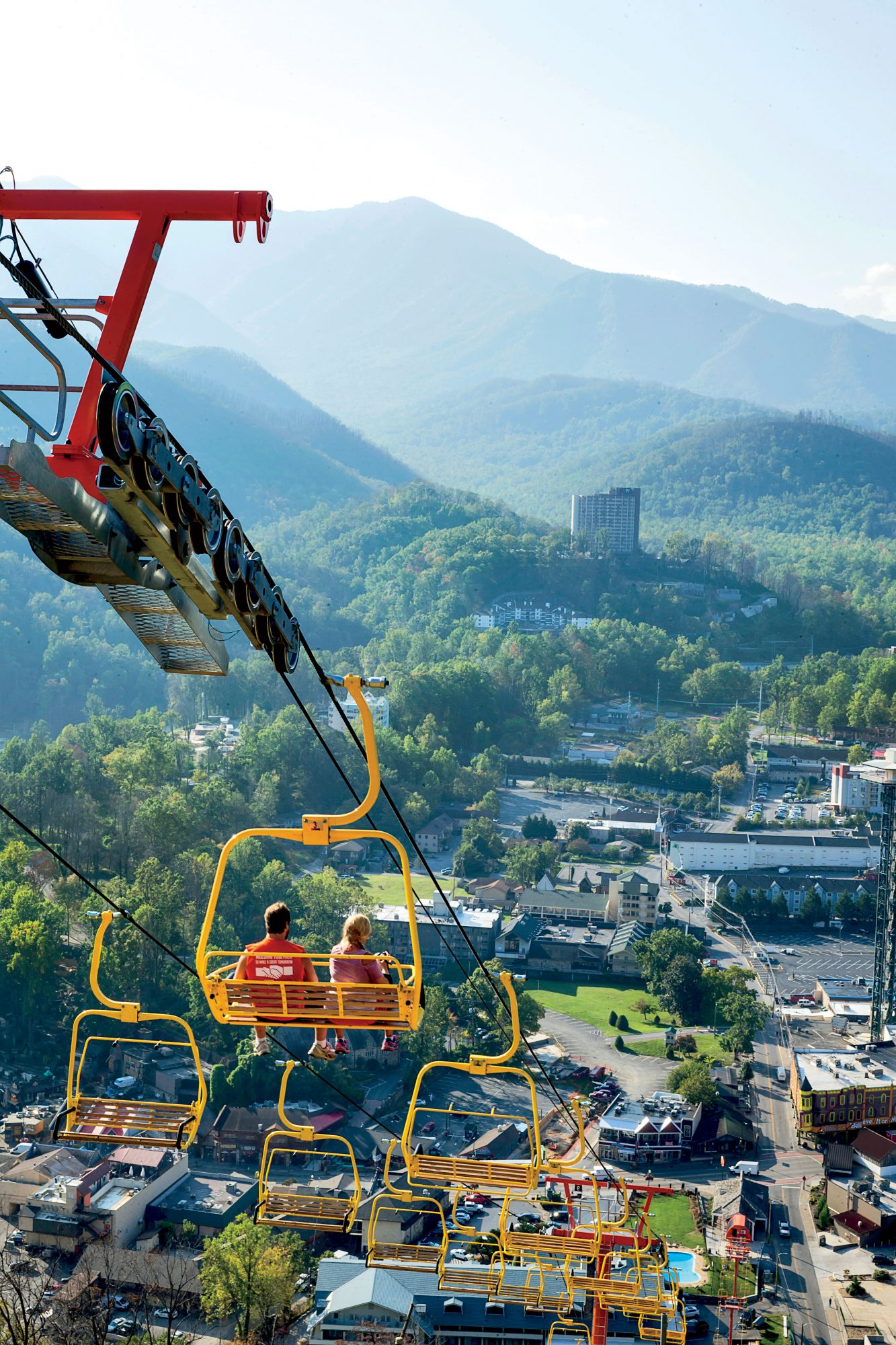 Gatlinburg Sky Lift