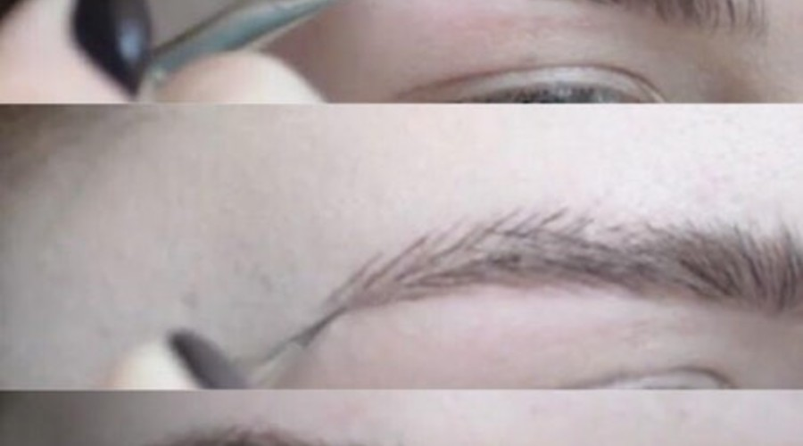 This Woman's Brow Tutorial Is Going Viral—and She Only Uses One Product