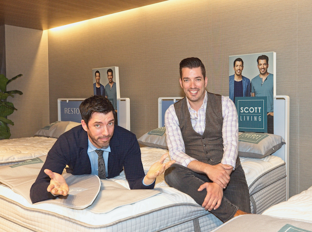 First Look: Property Brothers Drew and Jonathan Scott Give a Sneak Peek at Their New Furniture
