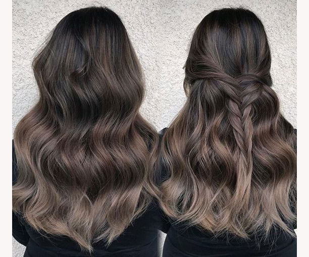 Mushroom Brown Hair Is Trending And Its Prettier Than It Sounds