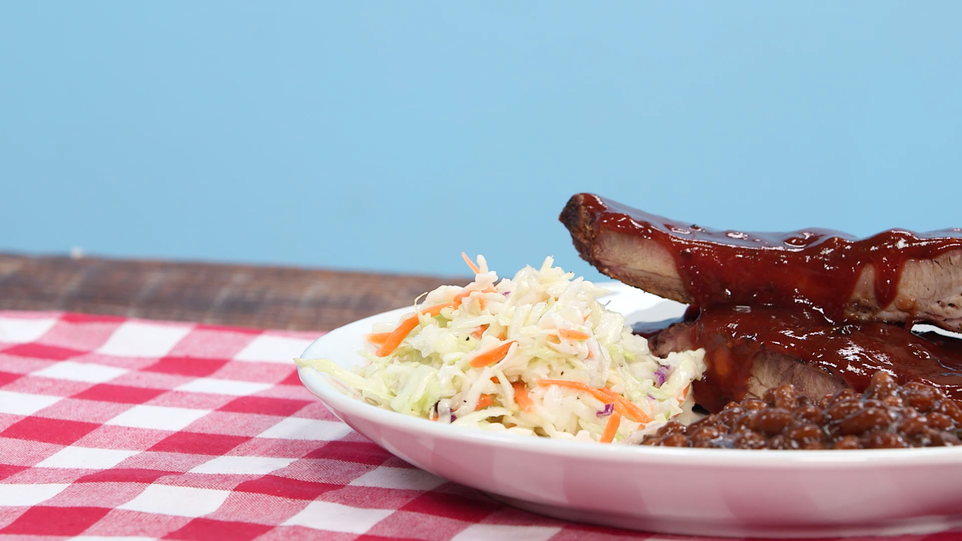 Best Barbecue Coleslaw Still Image