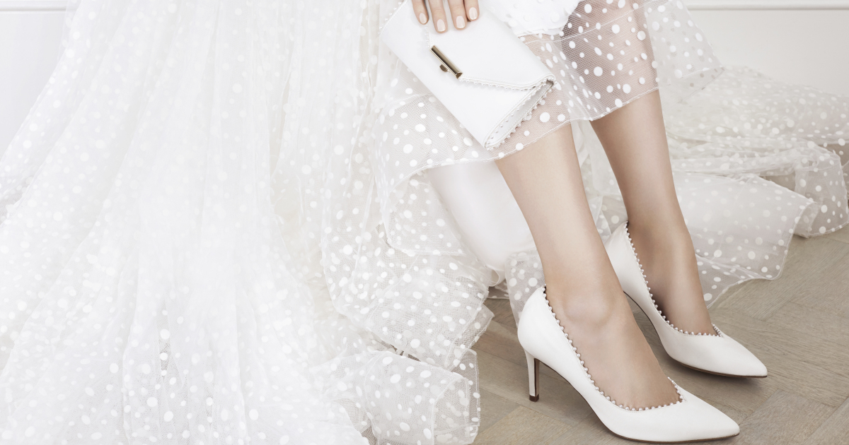 Designer Bridal Shoes