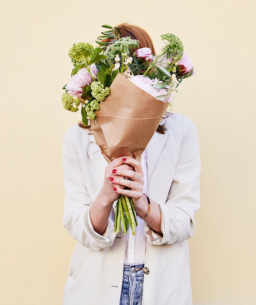 The One Mistake You're Making When Arranging Flowers