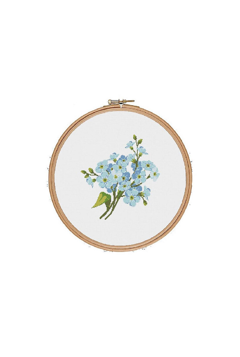 Forget-Me-Not Pattern