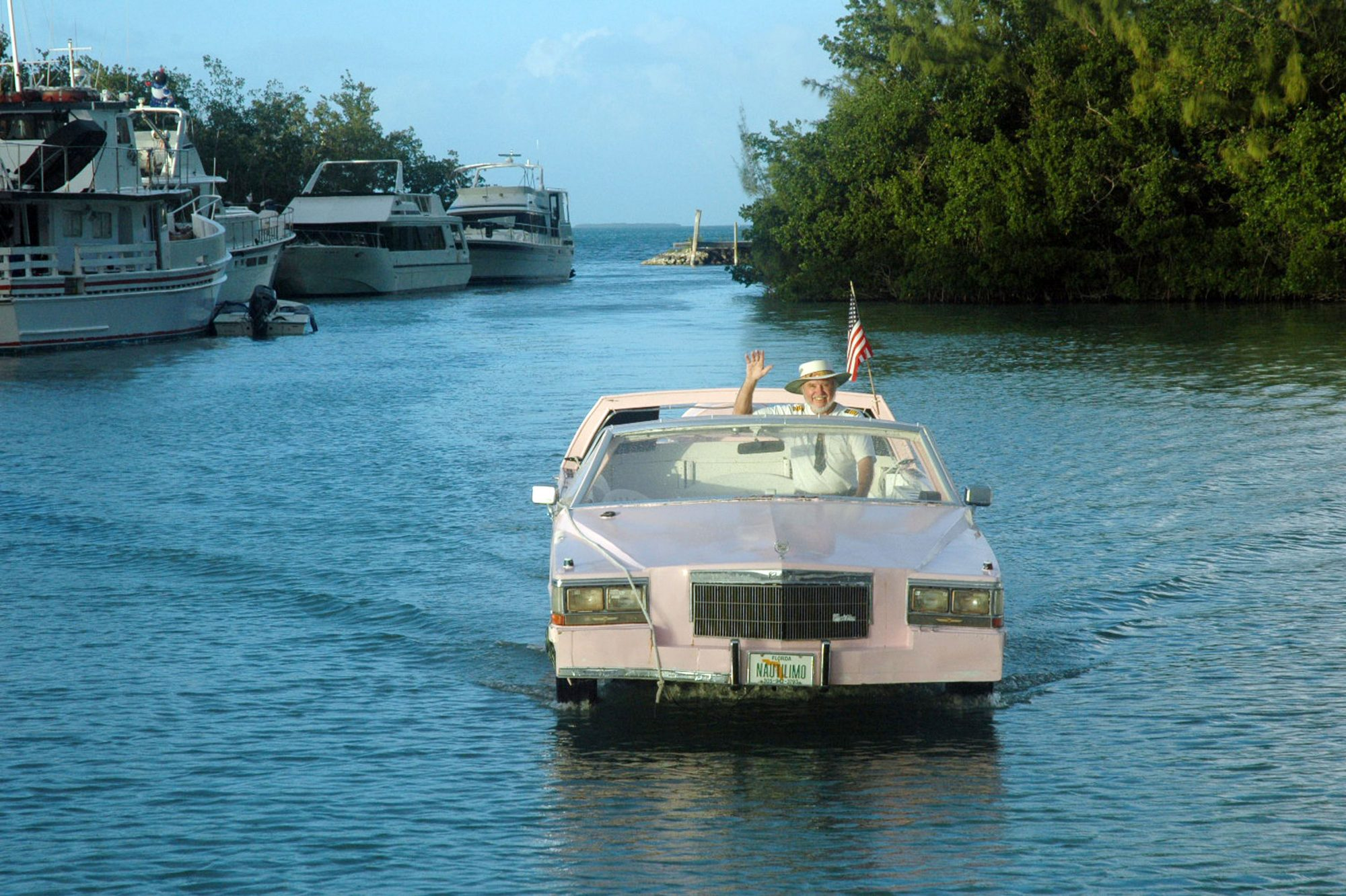Florida Keys Pink Cadilac Hero