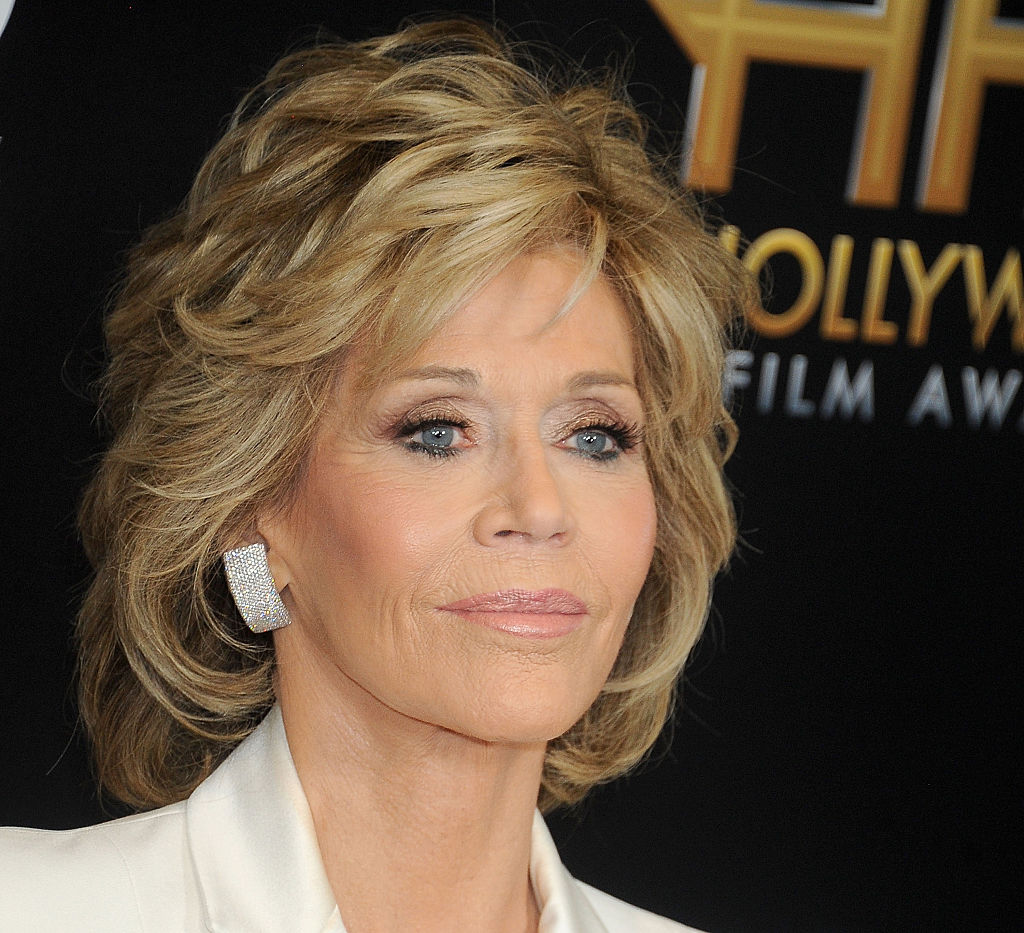 Jane Fonda Hair Styles: The Best Celebrity Short Haircuts Of All Time