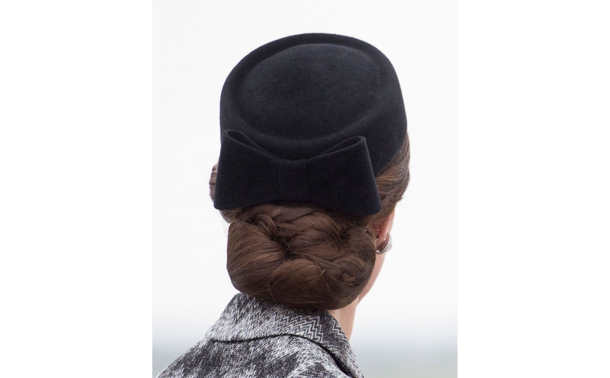 Kate Middleton Bun Hairnet