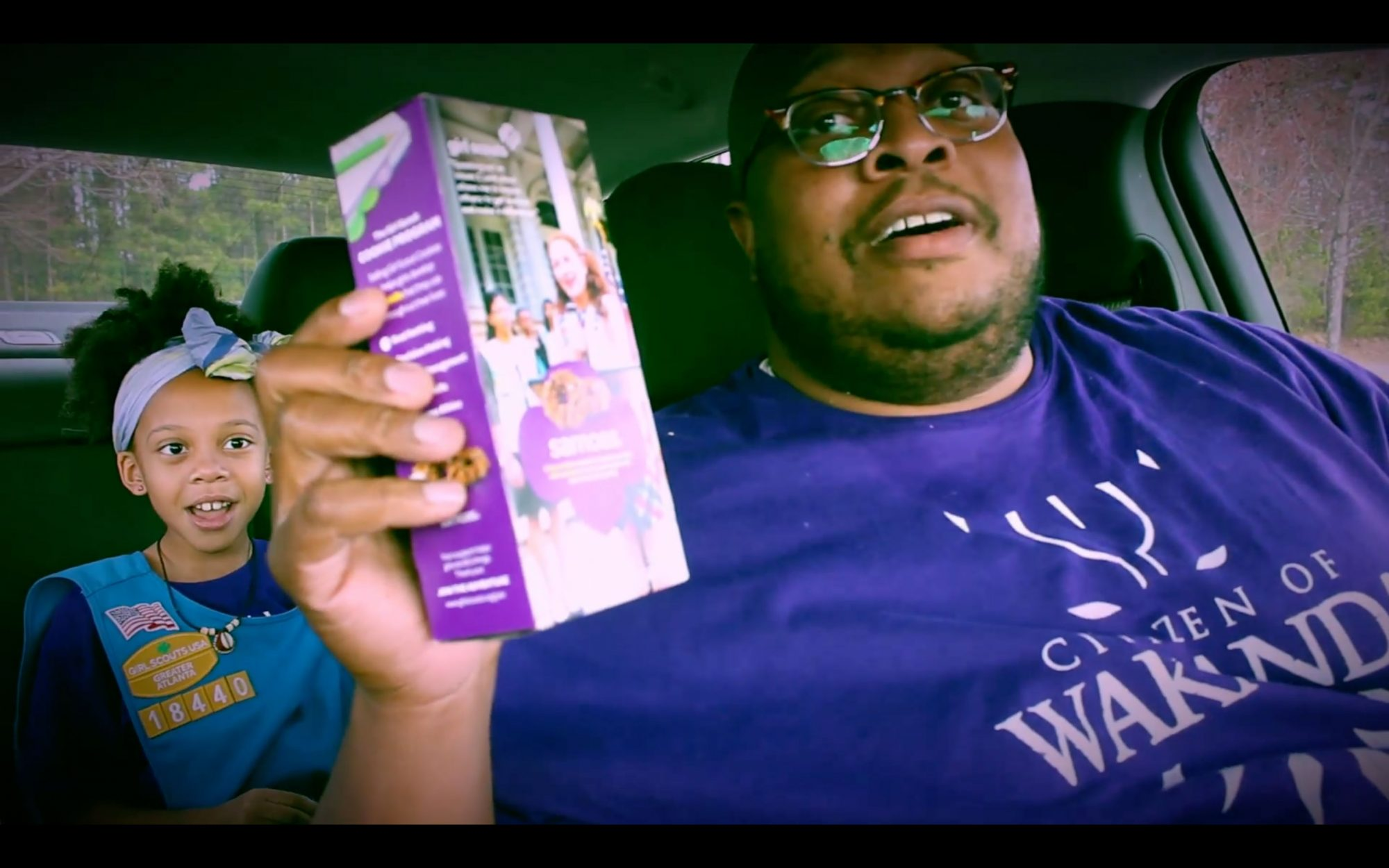 Southern Living Girl Scout Cookies Parody