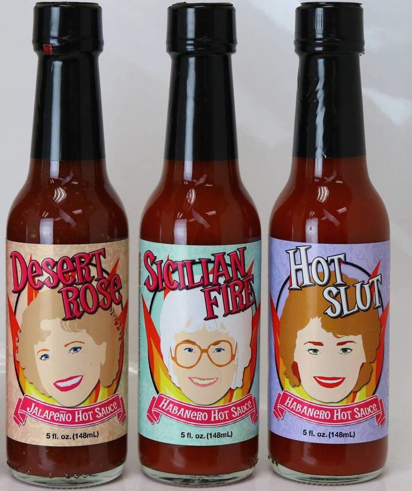 Golden Girls Hot Sauce Is a Thing—and It's as Spicy as Blanche