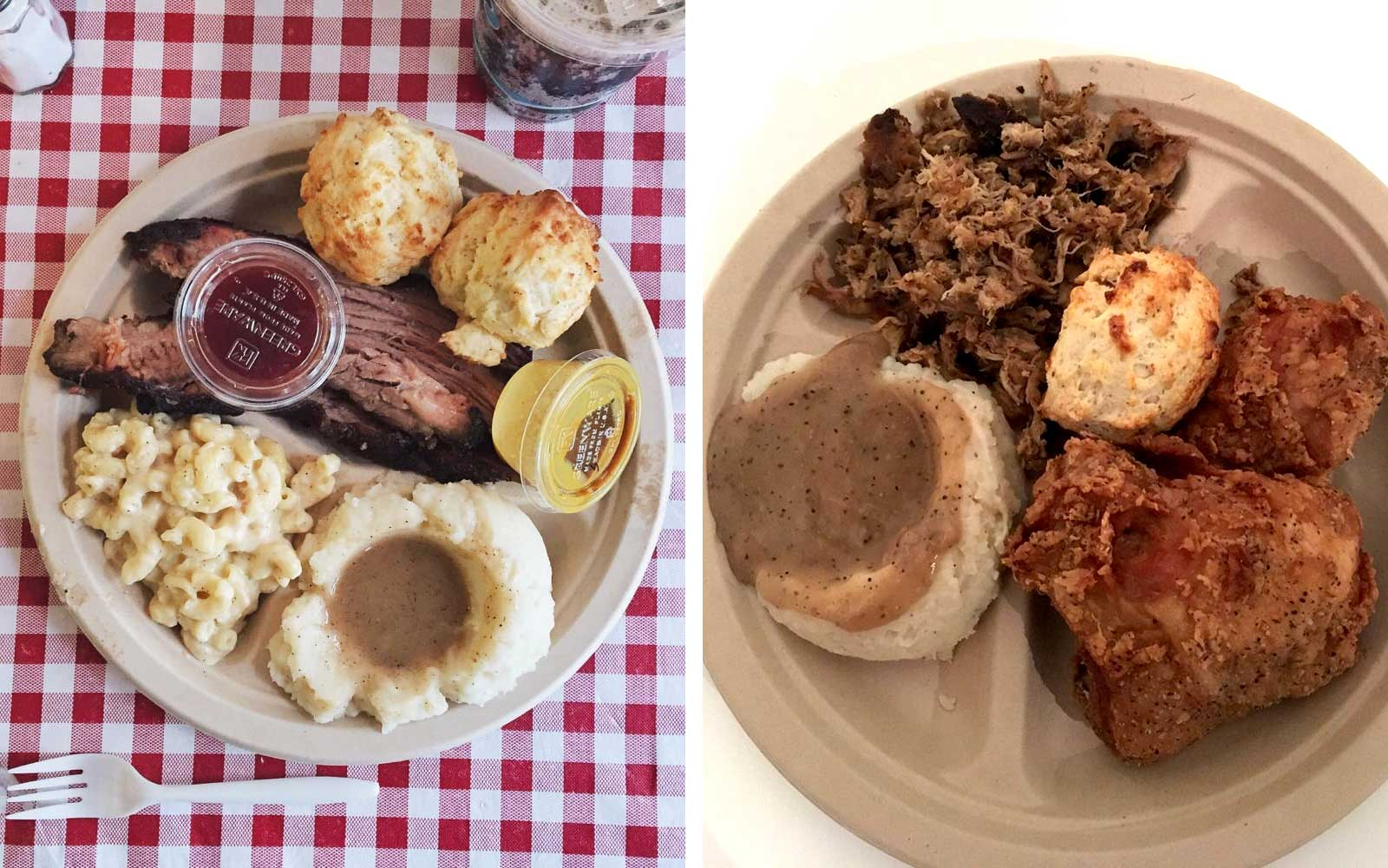 Kitchen Table: BBQ & Comfort Food