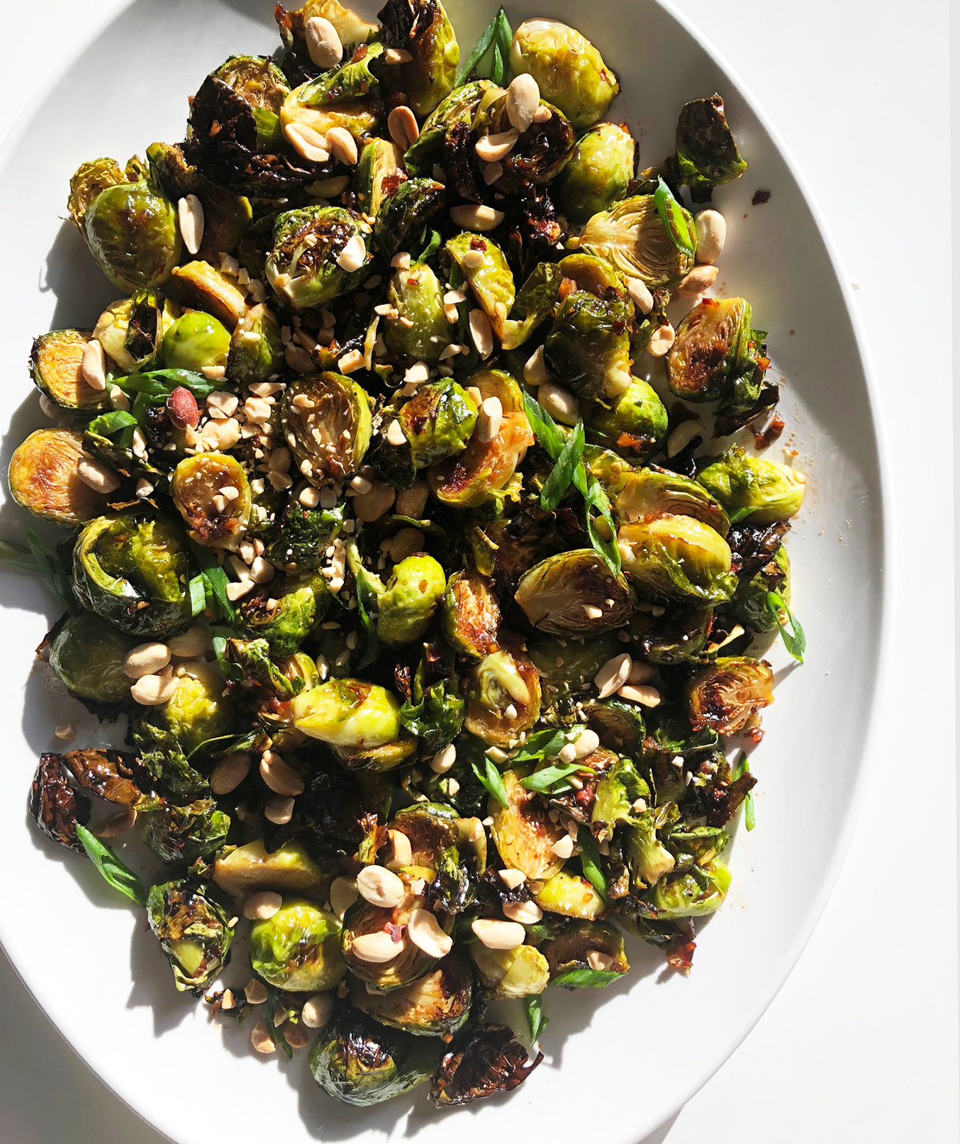 I Just Made Kung Pao Brussels Sprouts, and I Might Never Order Takeout Again