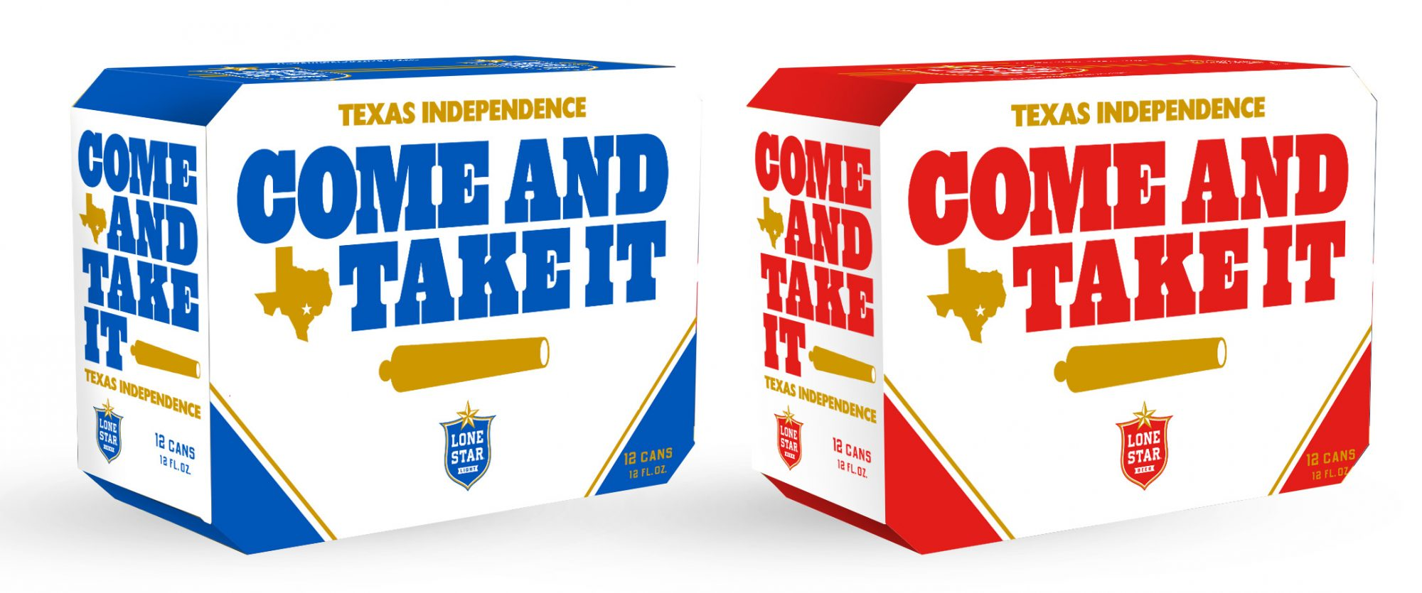 case of lone star beer
