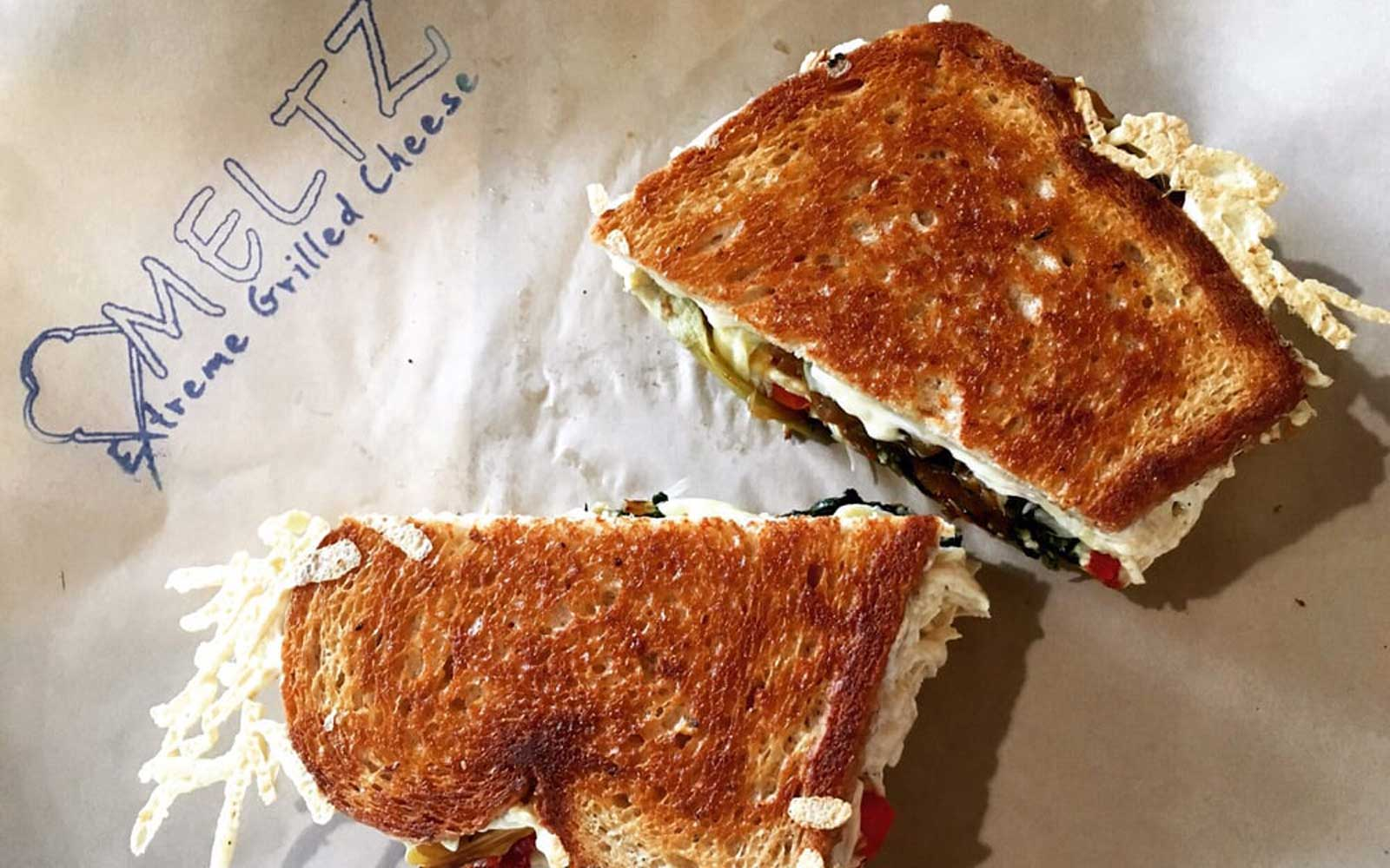 17.Meltz Extreme Grilled Cheese