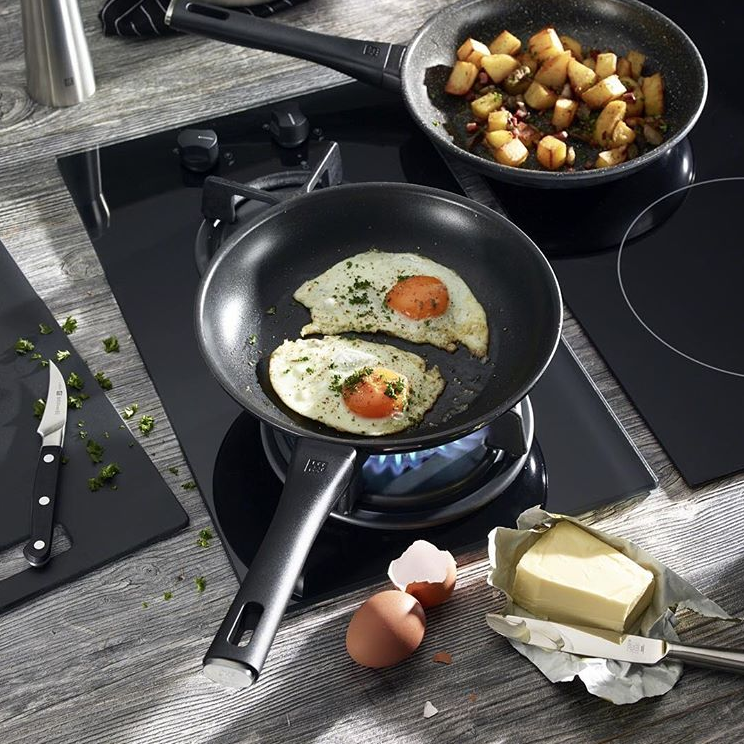 Why Your Kitchen Needs This Non-Stick Skillet