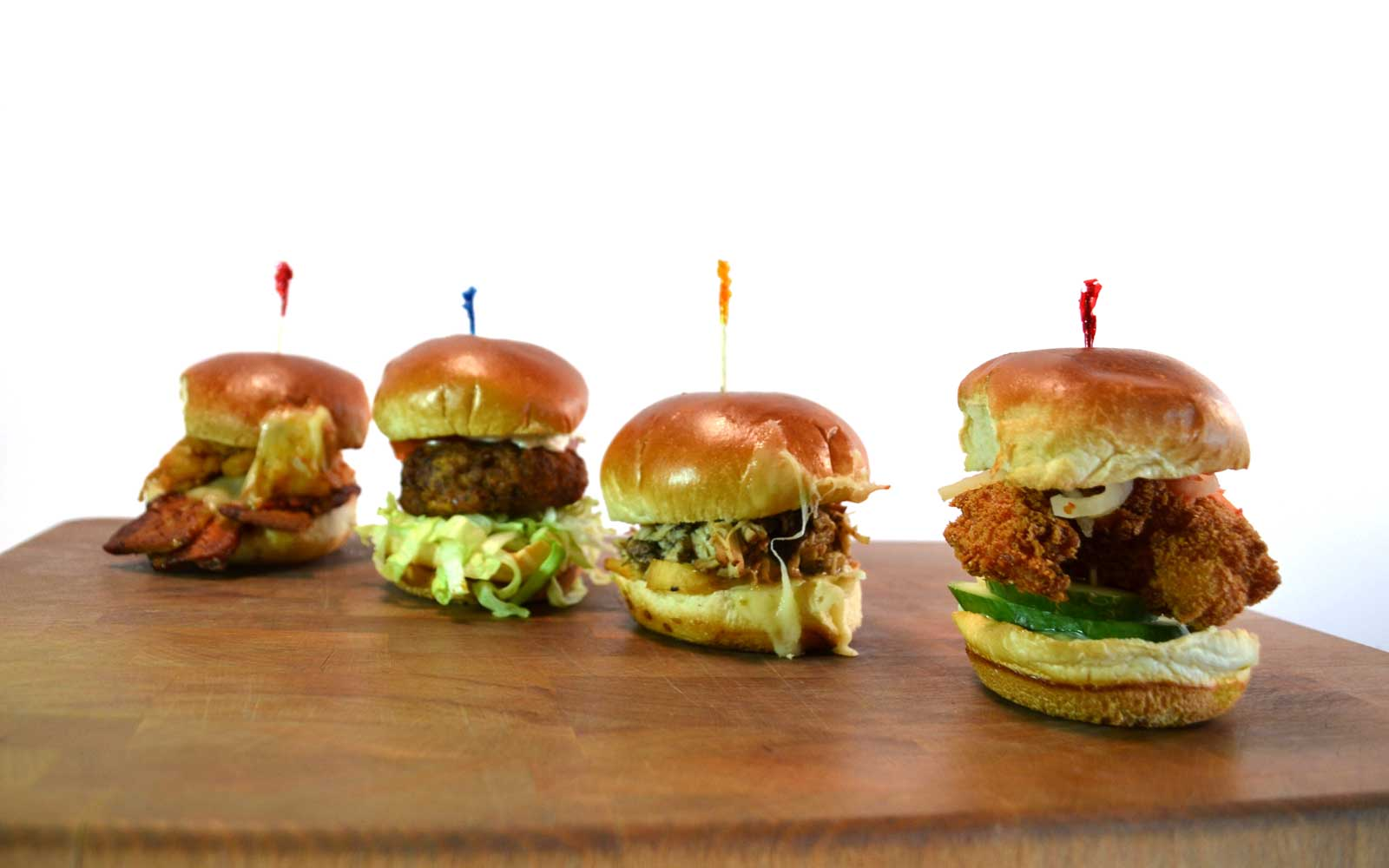 9.Sly's Sliders and Fries