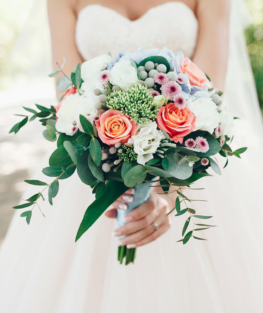 These Will Be the Biggest Wedding Flower Trends in 2018
