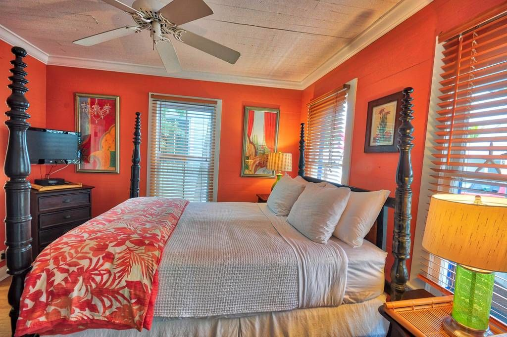 Tiny Colorful Key West Rental Master